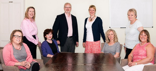 The Bay Tree VA team